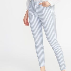 Pixie stripped pants